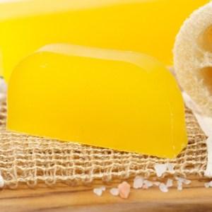 Shampoo Sólido Camomila e Limão