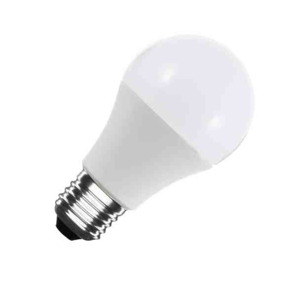Lâmpada LED E27 -12 W (Branco frio)