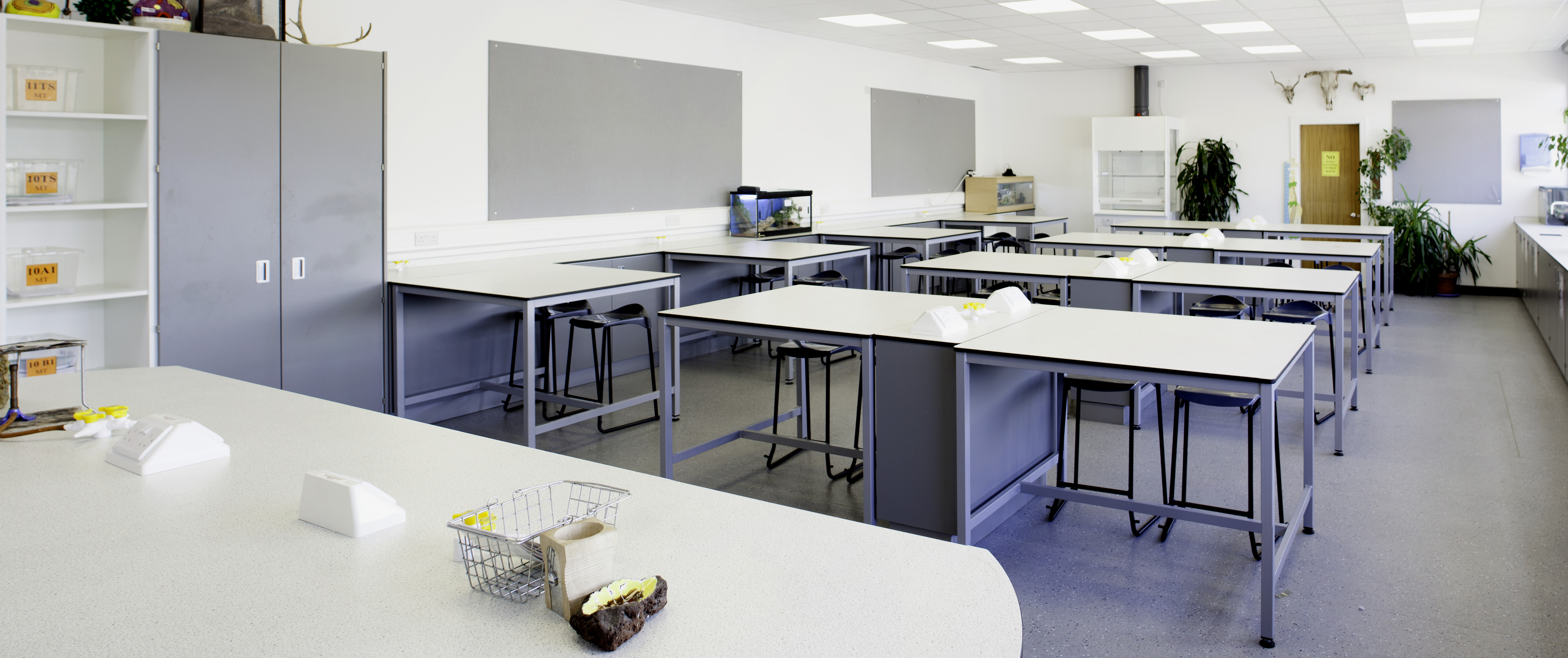 Five Design Elements For School Labs