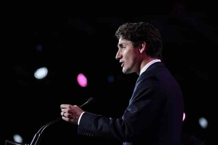 Primer Ministro Justin Trudeau