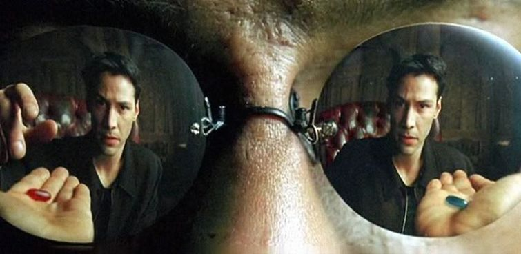 Resultado de imagen de matrix pills