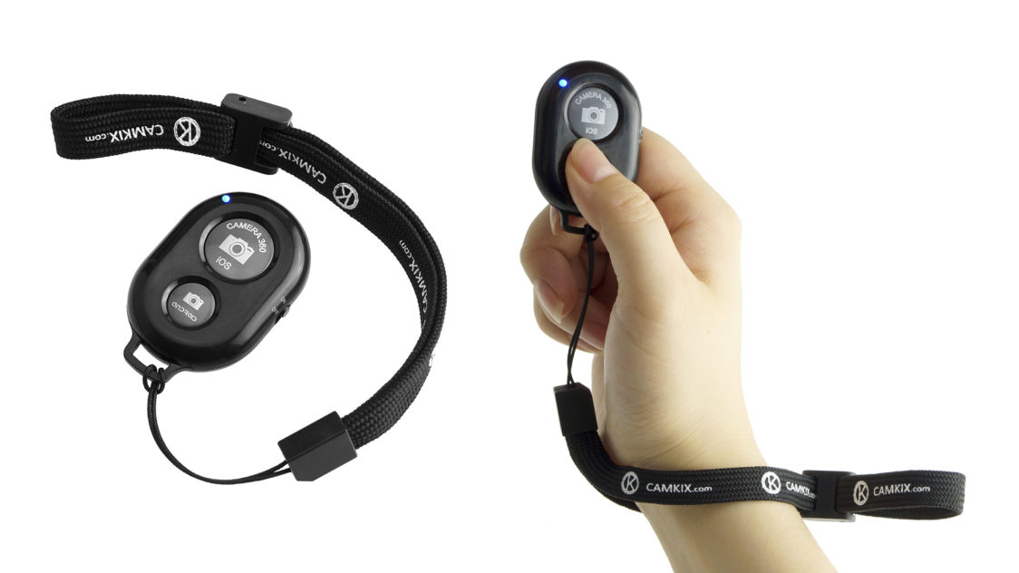 Control remoto Camkix e1551400522483 - Accesorios para tus Fotografías con Celular
