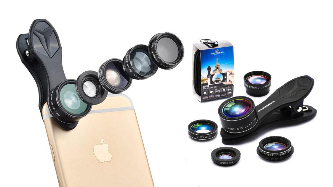 Lente para cámara de teléfono Apexel e1551400735562 - Accesorios para tus Fotografías con Celular