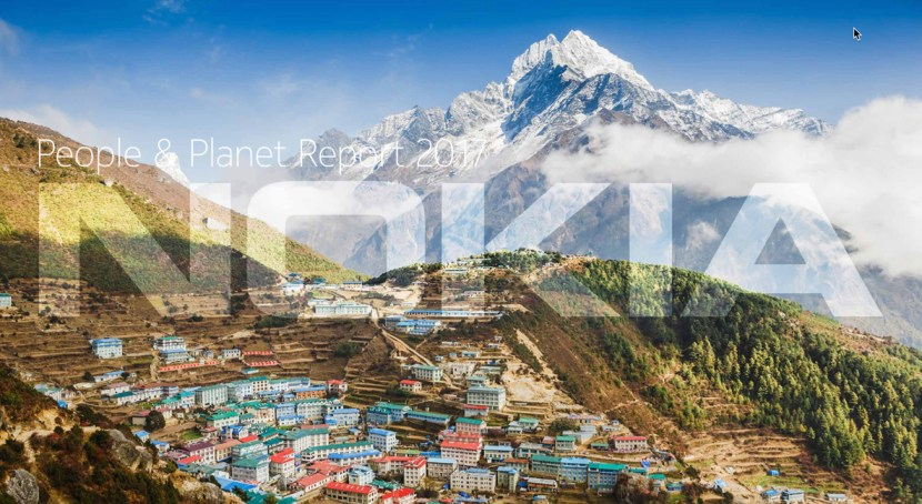 Nokia People & Planet Report 2017