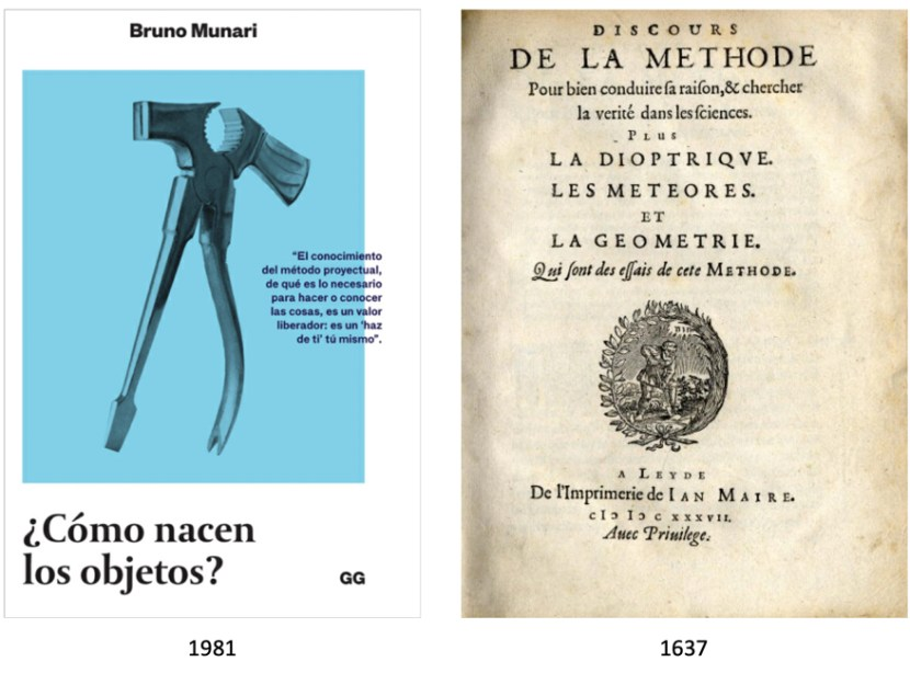 Munari and Descartes