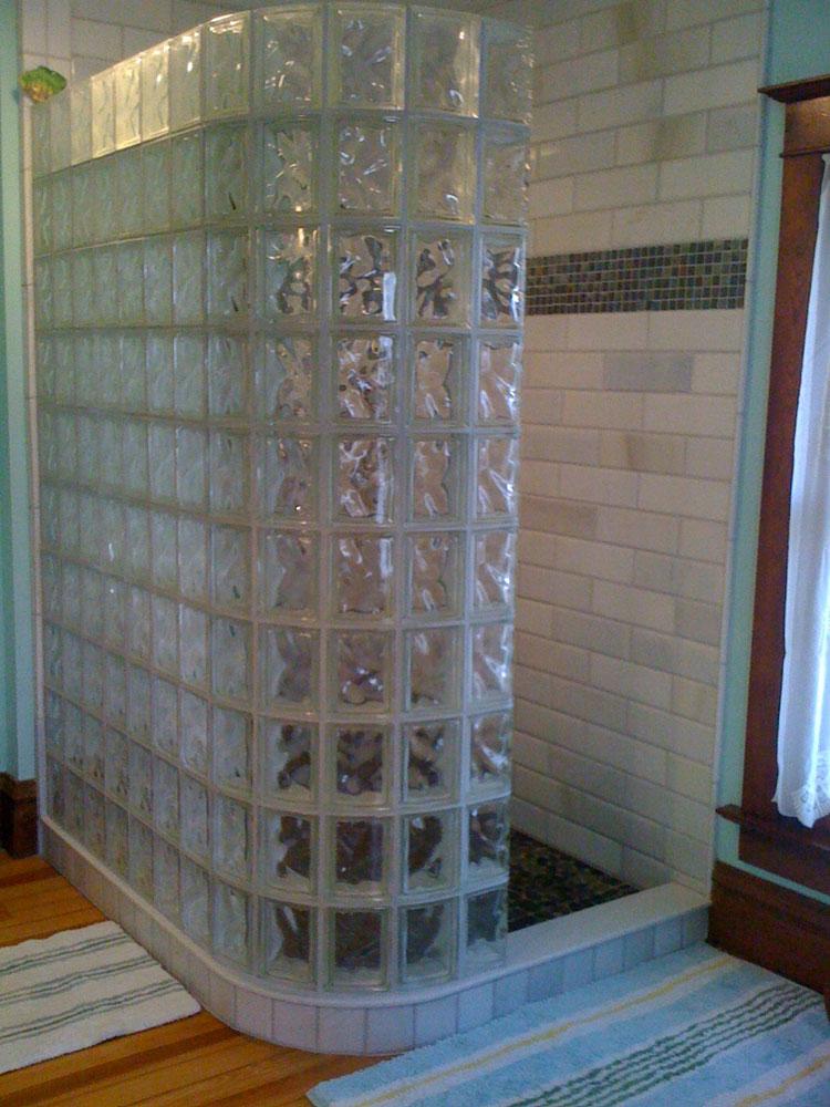 Walk Shower Designs