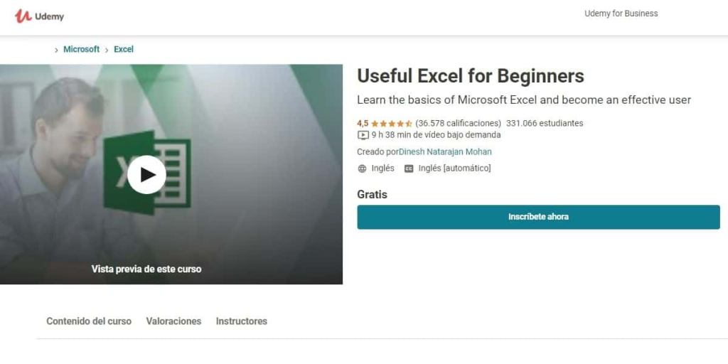 curso-excel-useful-for-beginners