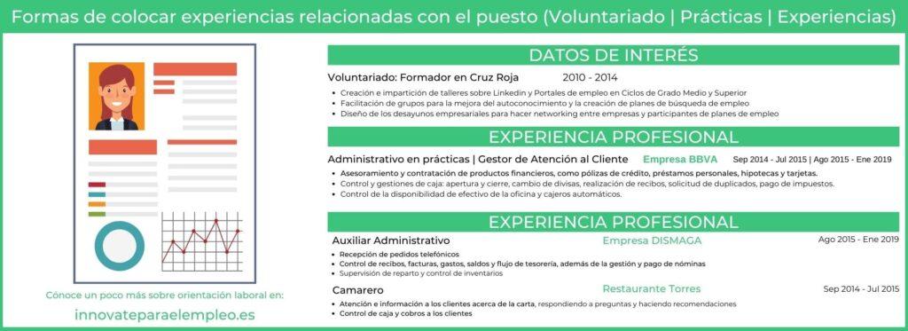 cv-sin-experiencia