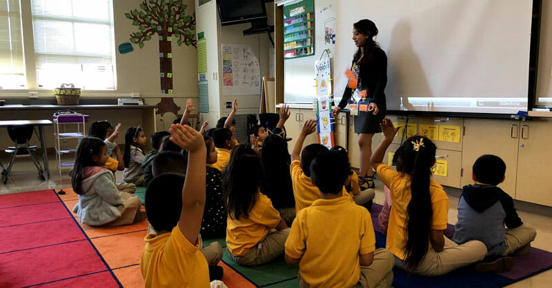 Voices Opens New School in West Contra Costa
