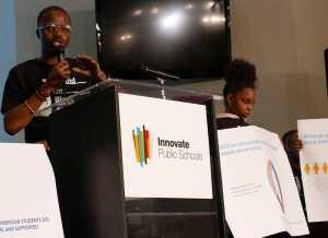 Innovate Parent Leader, Akelah Wroten Jr.