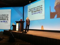 Social Media & Promotion at Harcourts International Conference, Gold Coast, Australia