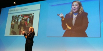 Video Marketing for Real Estate at Harcourts International Conference, Gold Coast, Australia