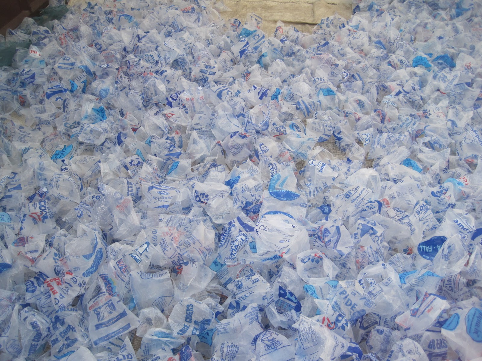 how to produce sachet water
