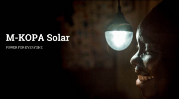 m-kopa solar