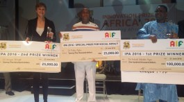 Innovation Prize for Africa 2016