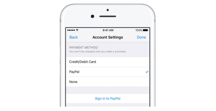 How to pay for itunes with paypal