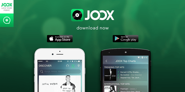 Tencent launches music streaming service joox in south africa joox music stopboris Images
