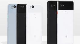 Google Pixel 2, Google Pixel 2XL