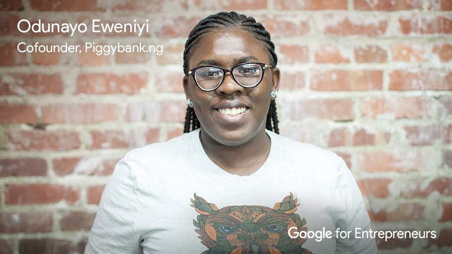 Piggybank.ng was Borne out of the Need to be Financially Responsible -  Co-founder, Odunayo Eweniyi - Innovation Village