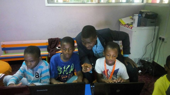 YOUNG EMPOWERED PROGRAMMERS