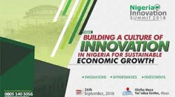 NIGERIA INNOVATION SUMMIT 2018