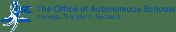 The Office of Autonomous Schools