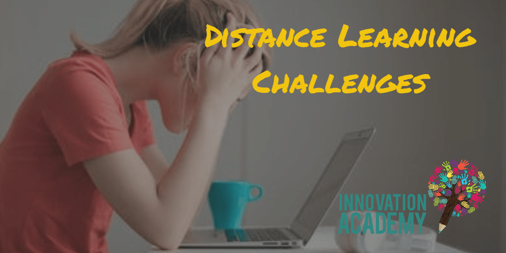 distance learning challenges-best las vegas middle school