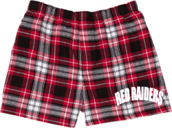 Boxercraft Classic Flannel Boxer #F48RB - red  black RR