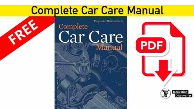 Mike Bumbeck Complete Car Repair Manual