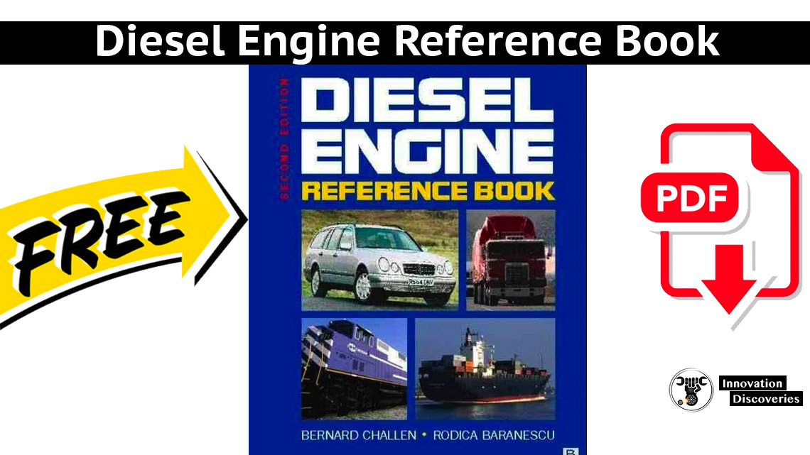 Diesel Engine Reference Book Pdf
