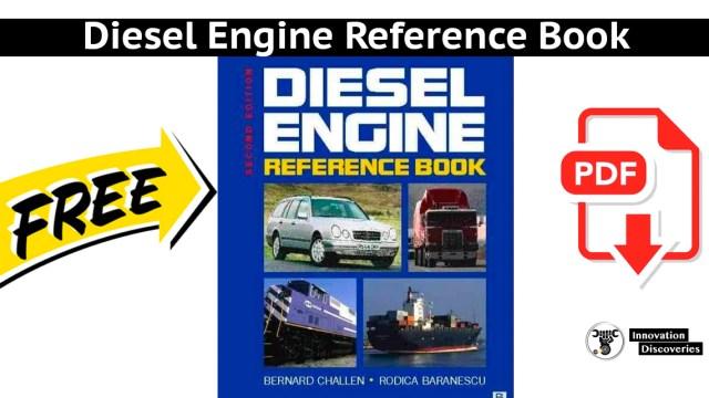 Diesel Engine Reference Book | PDF