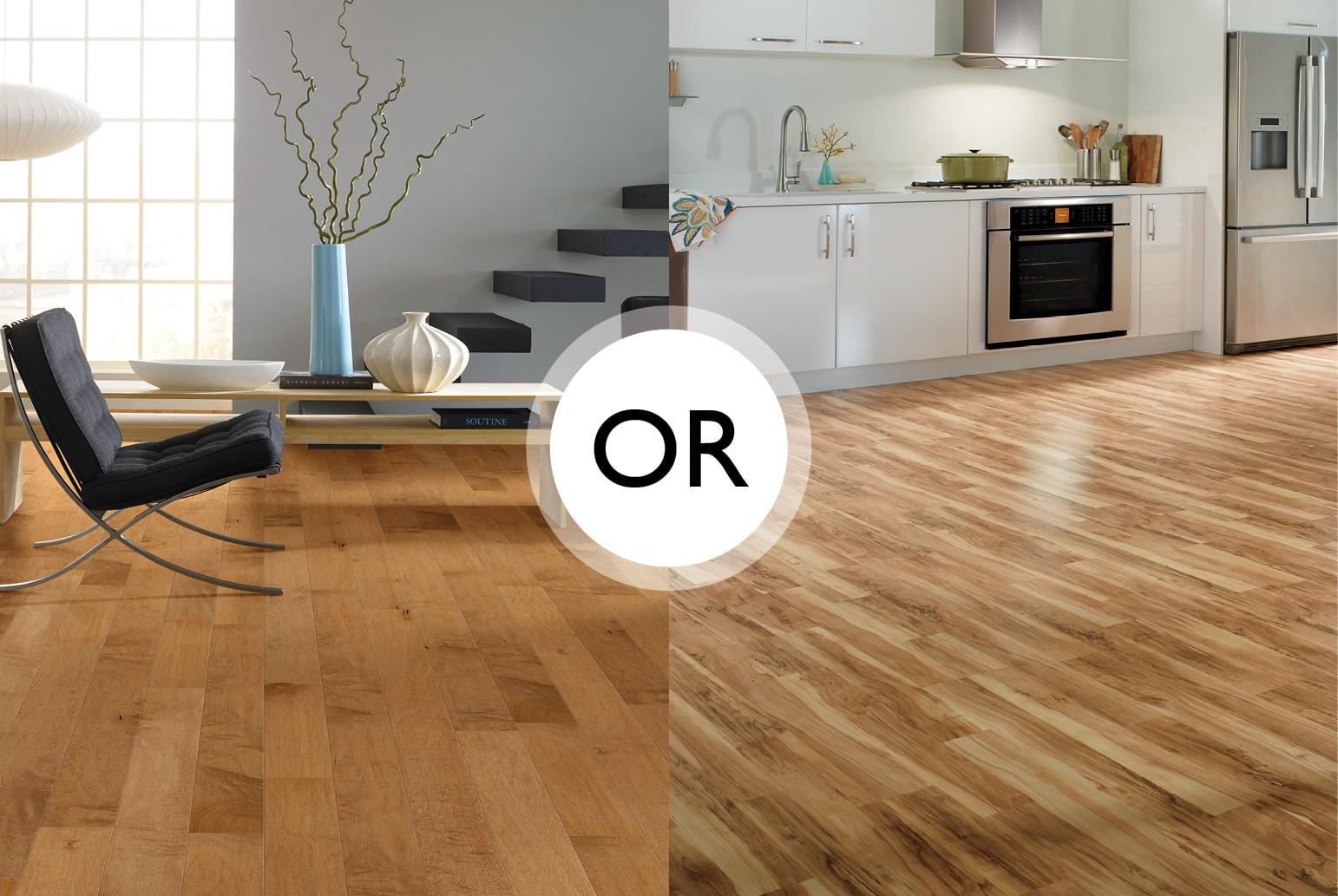 Hardwood Vs Laminate Flooring The Basics Innovation