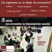 Hub Madrid lab for change