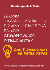 Como transformar tu equipo o empresa en una organización inteligente