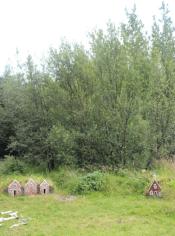 The elf houses
