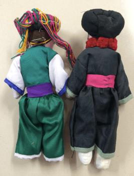 Mystery Dolls 2 Back