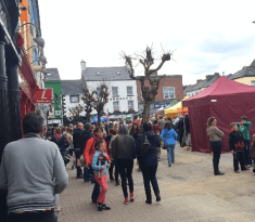 Food Festival Stands