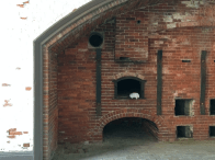 Bakery at Fort Warren