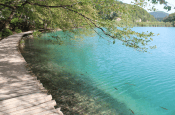 Plitvice Boardwalk 2