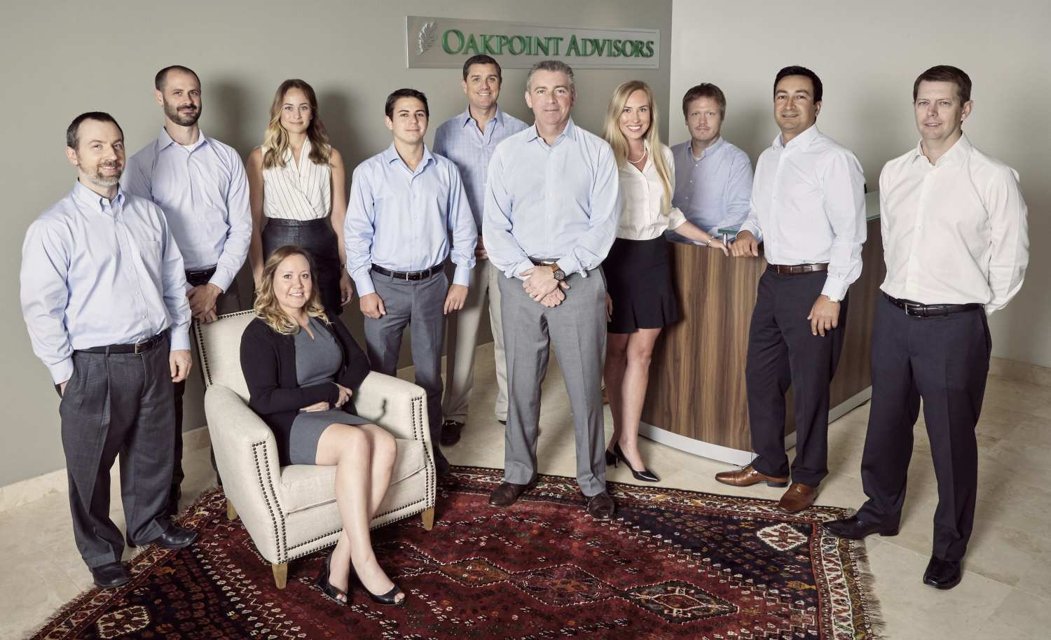 Oakpoint Advisors Group 2017 Coughlin