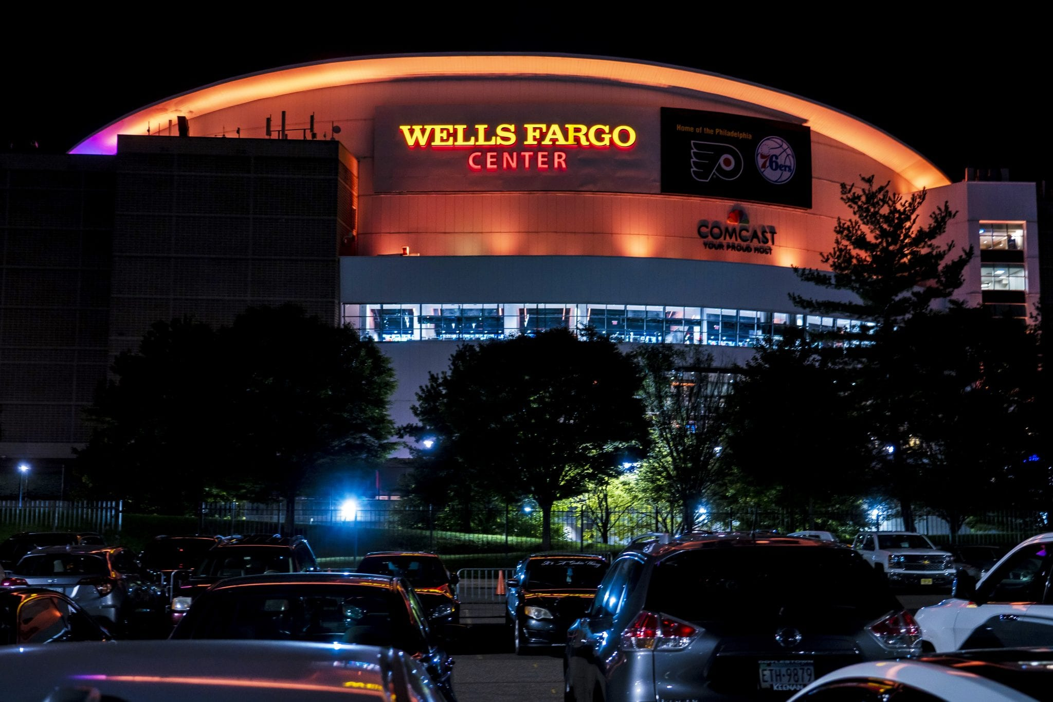 Wells Fargo Center Multi Year Redesign Project Innovations Of