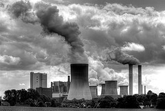Coal Power Plant B&W