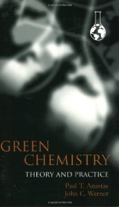 "Cover of ""Green Chemistry: Theory and Pra..."