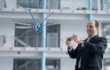 Festo's BionicOpter dragonfly robot