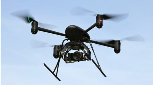Canadian mounties claim first person's life saved by a police drone