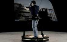 Omni gaming treadmill really gets moving on Kickstarter