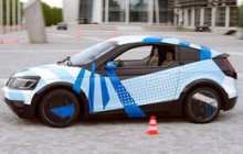 Visio.M e-mobility project unveils remote control driving technology: The invisible driver