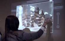 Game Changer: Ubi Interactive Transforms Any Surface Into Touchscreen - VIDEO