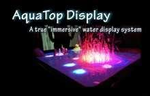 The AquaTop Interactive Display System