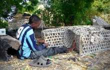 Building a Better Fish Trap: WCS Reduces Fish Bycatch With Escape Gaps in Africa